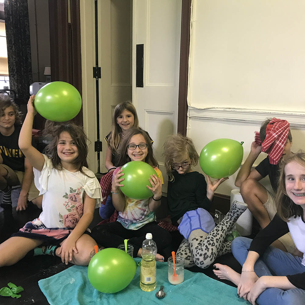 Yoga Meets Science, Yoga for Kids